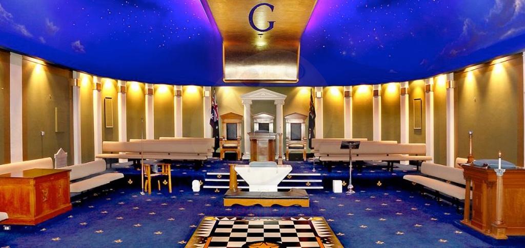 United Grand Lodge of NSW & ACT, Sydney Australia